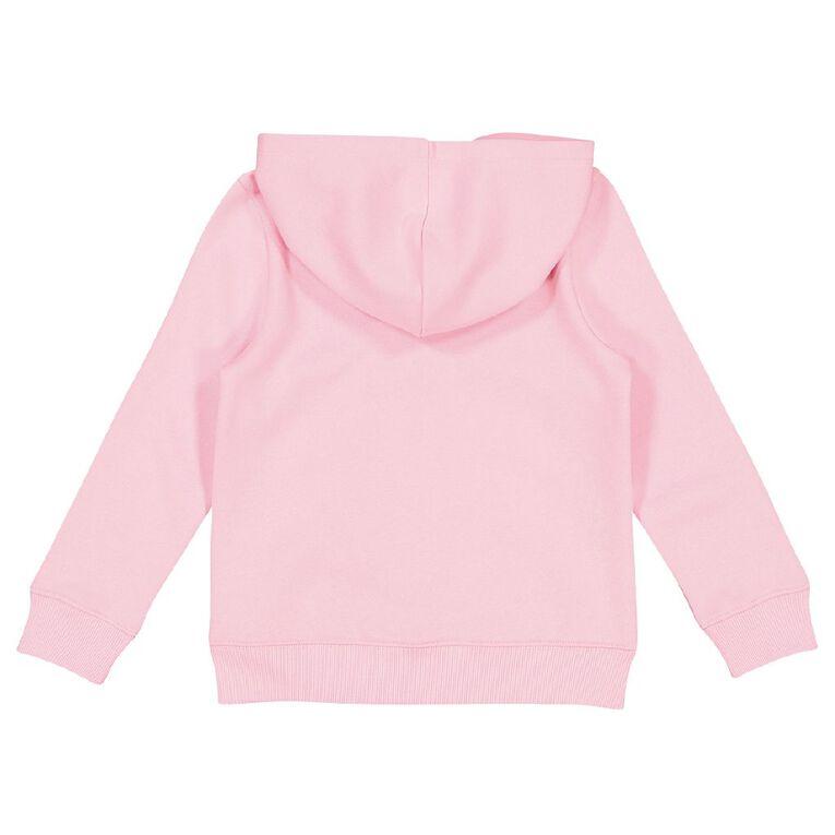 Young Original Zip-Thru Sweatshirt, Pink Light, hi-res image number null