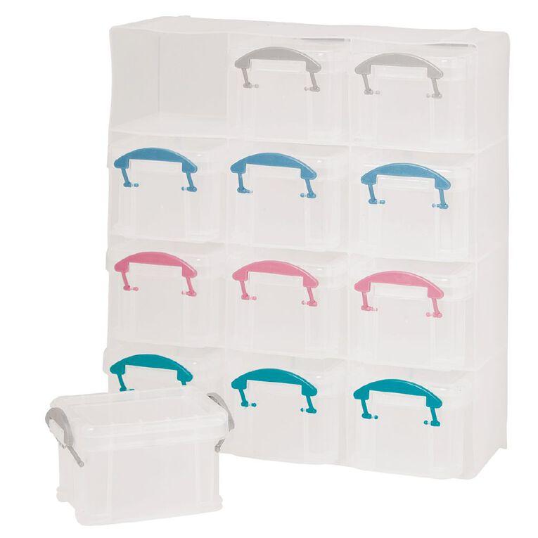 Uniti Plastic Storage Box with 12 Compartments, , hi-res