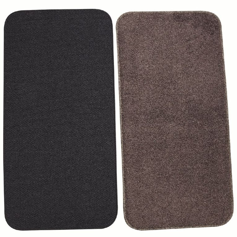 Living & Co Domestic Rug Colours Assorted 60cm x 120cm, Assorted, hi-res image number null