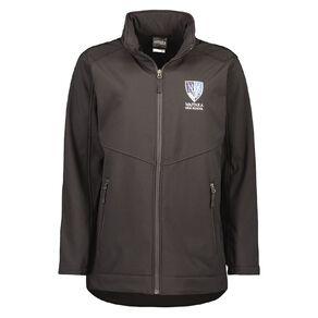 Schooltex Waitara High School Softshell Jacket with Embroidery
