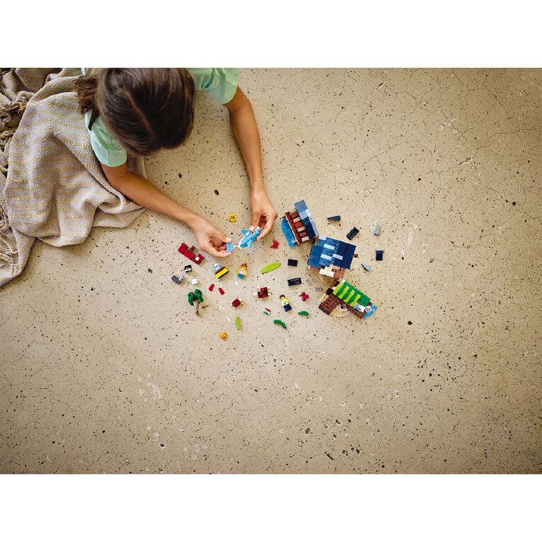 LEGO Creator Surfer Beach House 31118, , hi-res