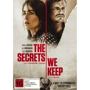 The Secrets We Keep DVD 1Disc