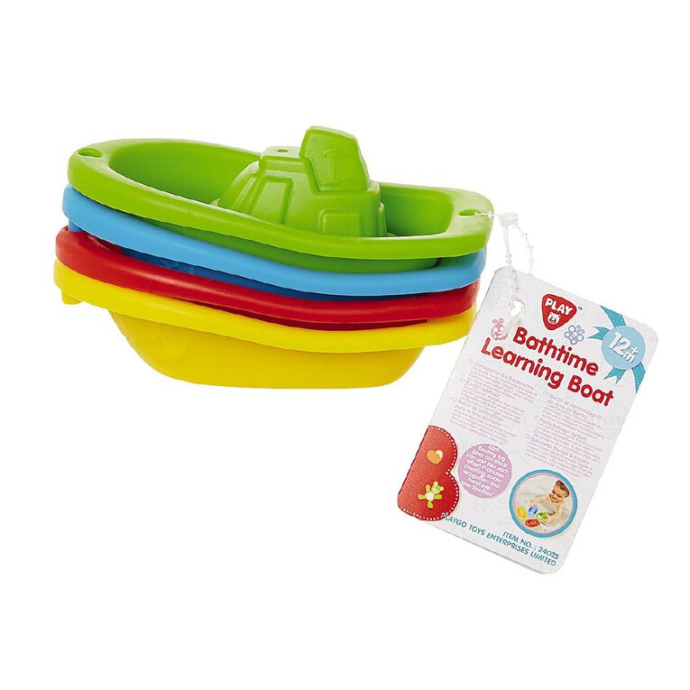 Playgo Bathtime Learning Boat, , hi-res