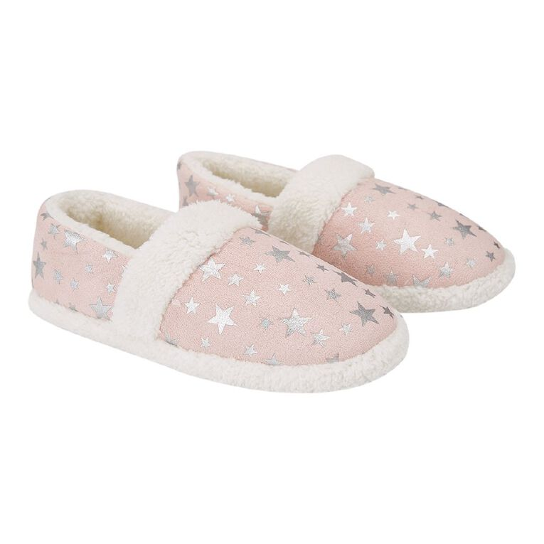 H&H Women's Michelle Slippers, Pink, hi-res image number null