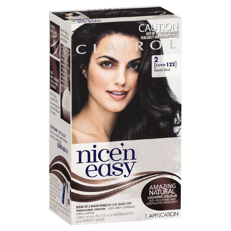 Nice 'n Easy Black 2 (former 122), , hi-res