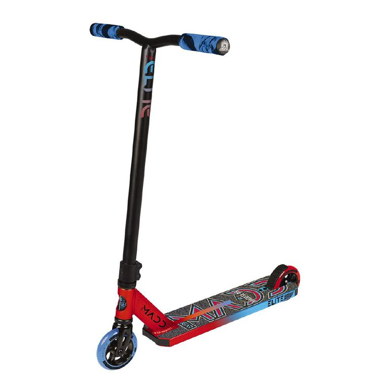 MADD Whip Elite 2020 Scooter Red/Navy, , hi-res