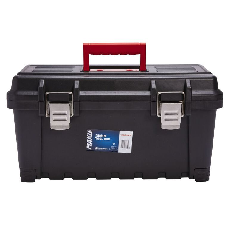 Mako Heavy Duty Tool Box 480mm, , hi-res