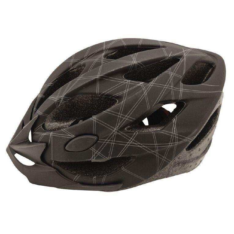 Milazo Tour Helmet Black 55-58cm, , hi-res