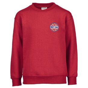 Schooltex Ebbett Park Sweatshirt with Embroidery