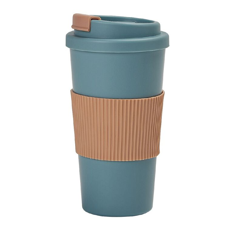 Living & Co Travel Cup Pastel Pink, , hi-res
