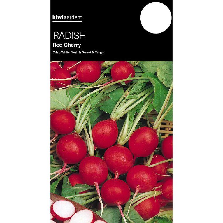 Kiwi Garden Radish Red Cherry, , hi-res