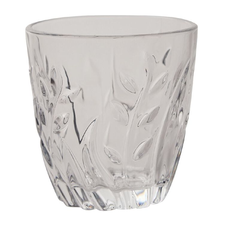 Living & Co Bloom Double Old Fashion Glass 320ml, , hi-res