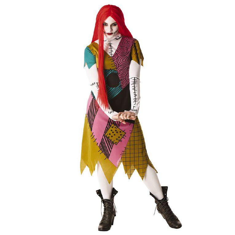 Nightmare Before Christmas Disney Sally Finkelstein Costume Medium, , hi-res image number null