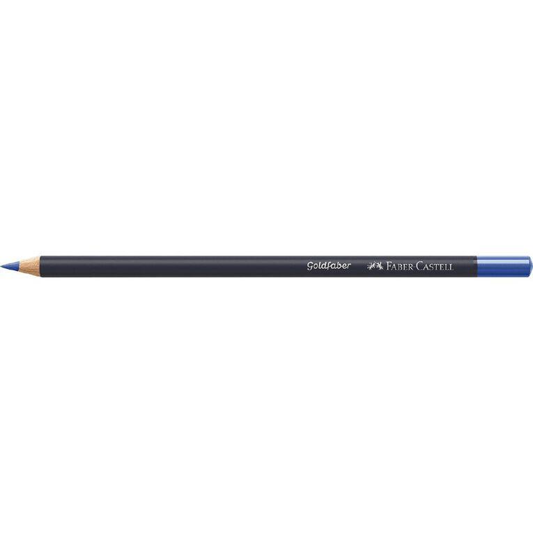 Faber-Castell Colour Pencil Goldfaber Col120 - Ultramarine, , hi-res