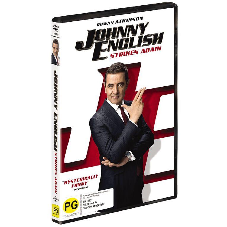 Johnny English Strikes Again DVD 1Disc, , hi-res