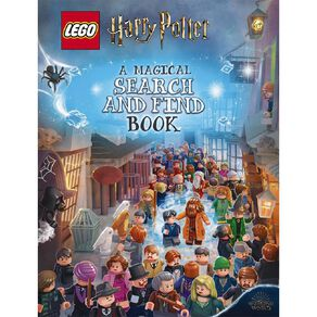 LEGO: Harry Potter A Magical Search & Find