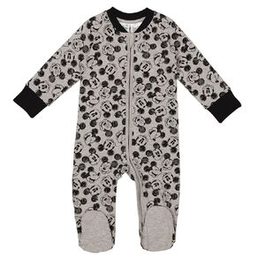 Mickey Mouse 2 Way Zip All In One