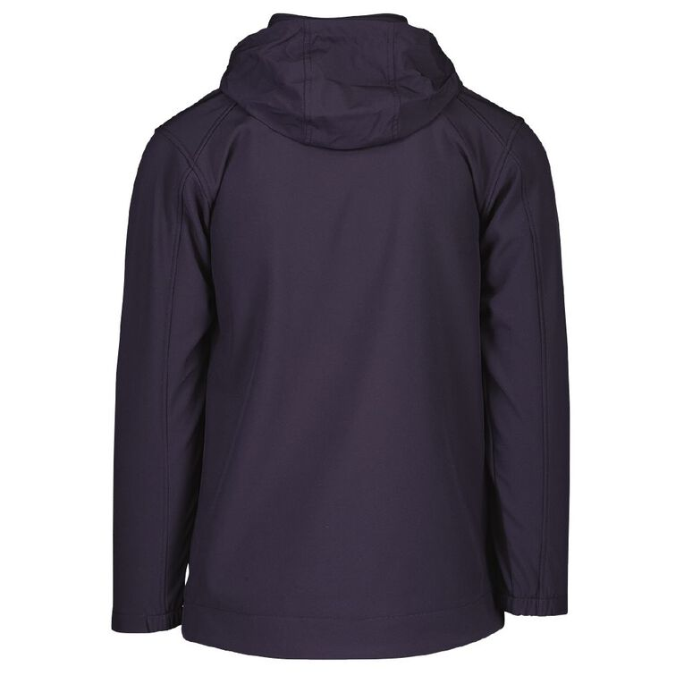 Schooltex St Joseph's Onehunga Softshell Jacket with Embroidery, Navy, hi-res