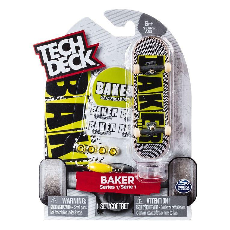 Tech Deck Fingerboard 96mm Assorted, , hi-res