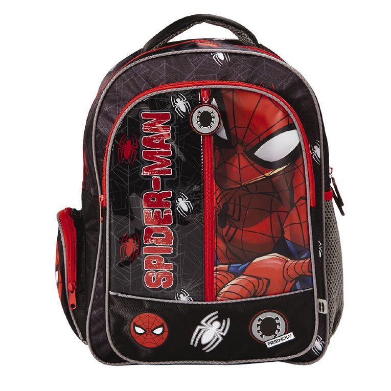 Spider-Man Backpack, Red, hi-res