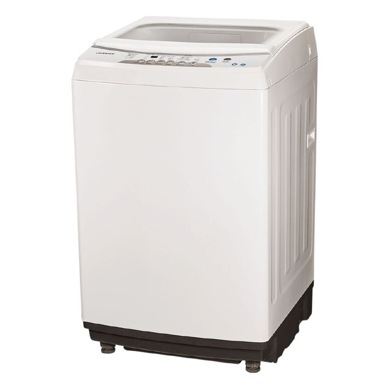 Living & Co Top Load Washing Machine 8 kg White, , hi-res