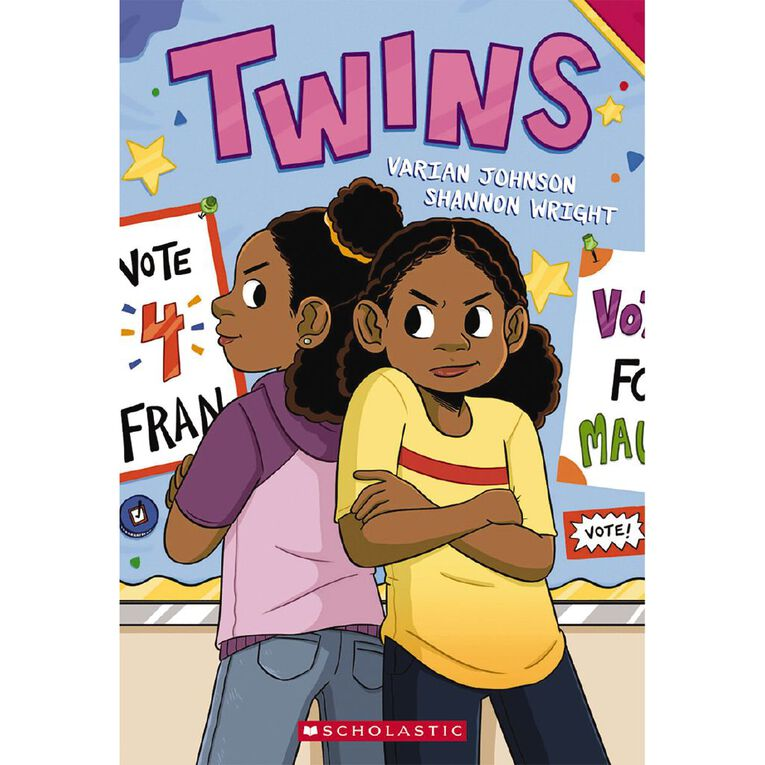 Twins by Varian Johnson, , hi-res