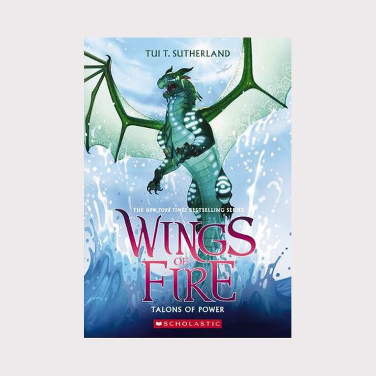Wings of Fire #9 Talons of Power by Tui T Sutherland, , hi-res