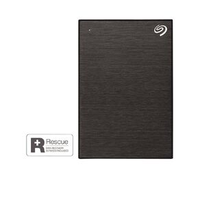 Seagate 1TB One Touch Portable HDD - Black