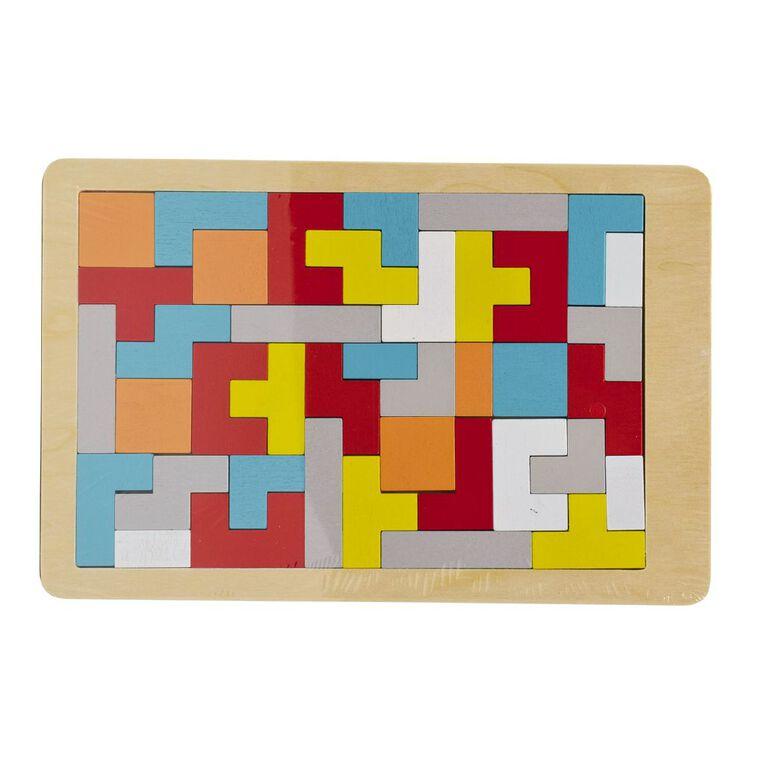 Play Studio Wooden Mind Puzzle, , hi-res