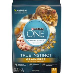 Purina ONE Cat True Instincts Natural Chicken 1.45kg