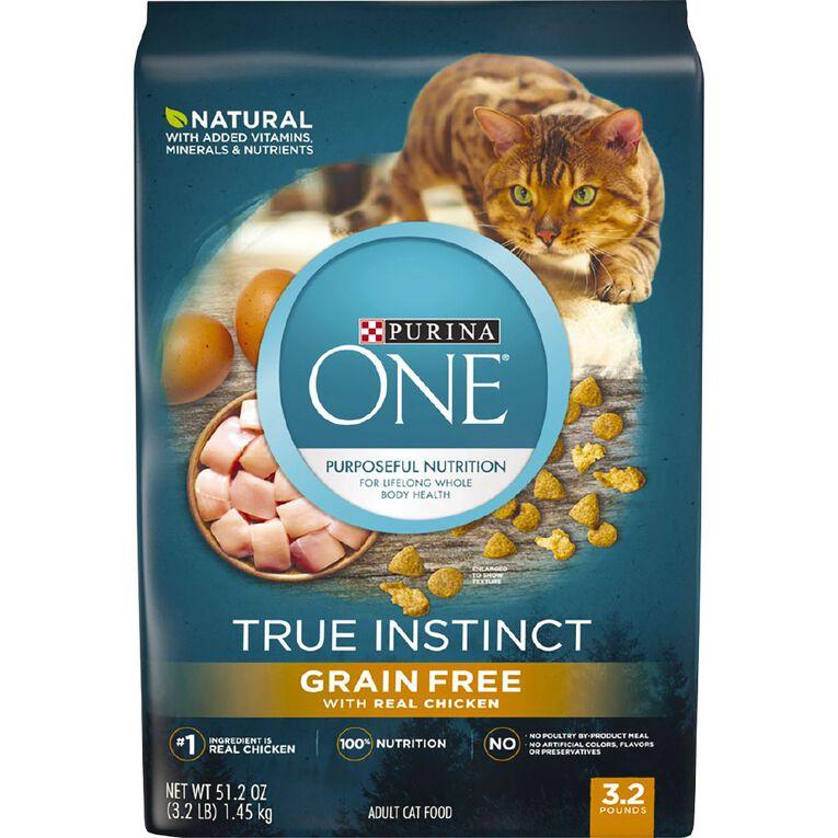 Purina ONE Cat True Instincts Natural Chicken 1.45kg, , hi-res