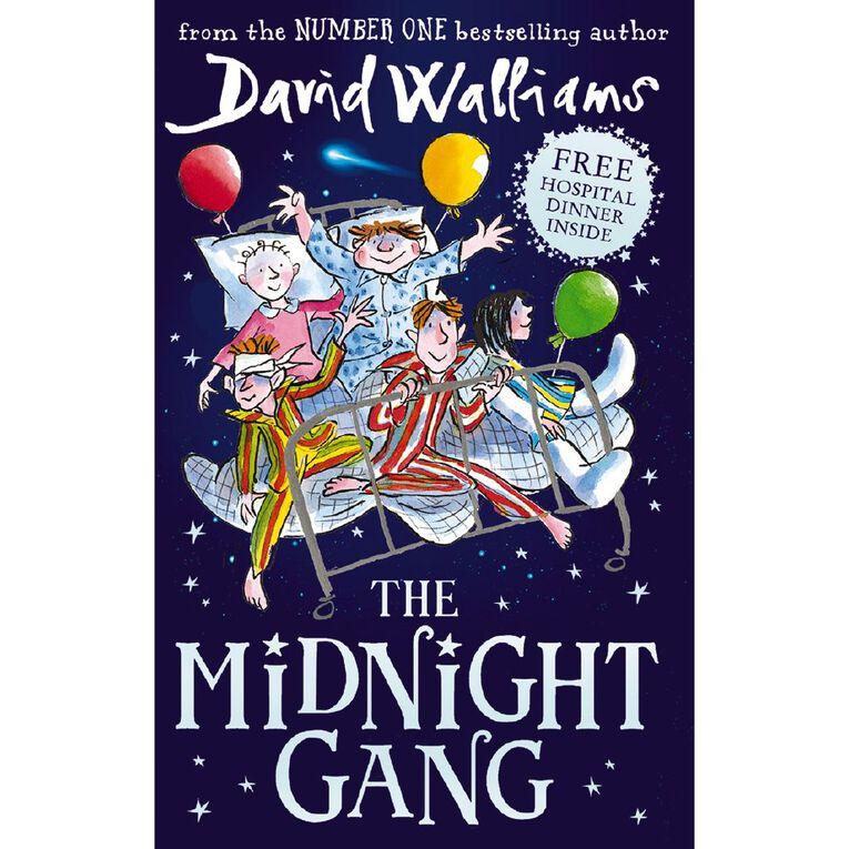 The Midnight Gang by David Walliams, , hi-res