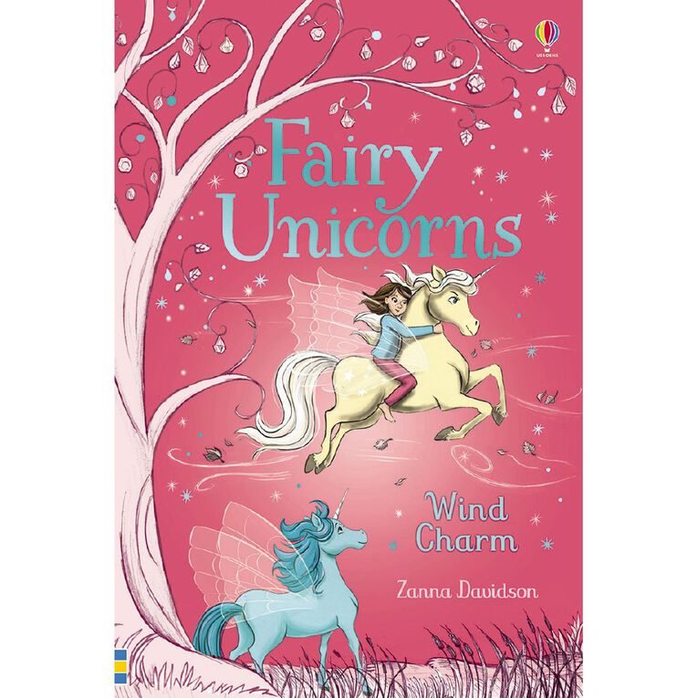 Fairy Unicorns #3 Wind Charm by Zanna Davidson, , hi-res
