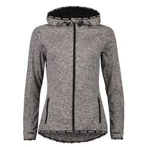 Active Intent Women's Slogan Elastic Detail Sweatshirt