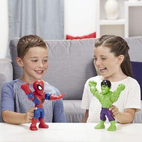 Marvel Playskool Heroes Adventures Mega Mighties 10 inch