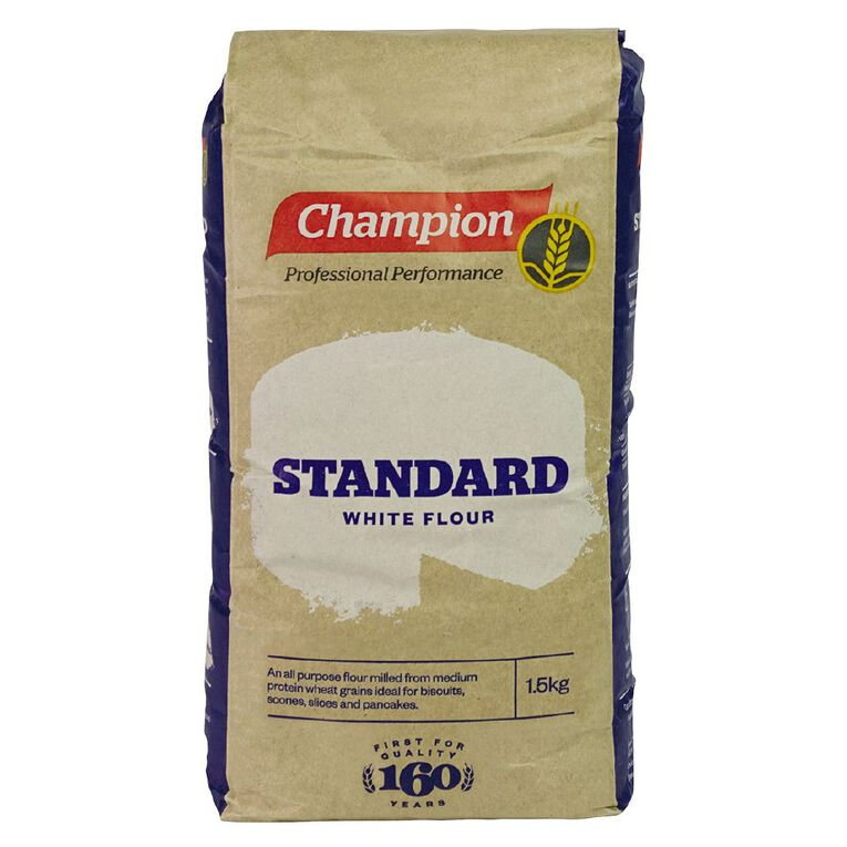 Champion Standard Flour 1.5kg, , hi-res