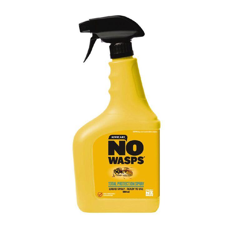 Kiwicare NO Wasps Total Protection Spray Ready To Use 680ml, , hi-res
