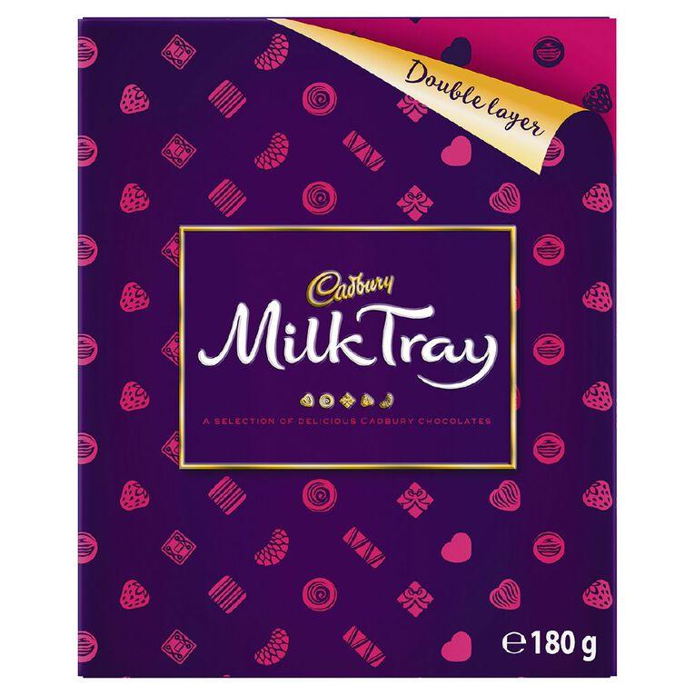 Cadbury Milk Tray 180g, , hi-res