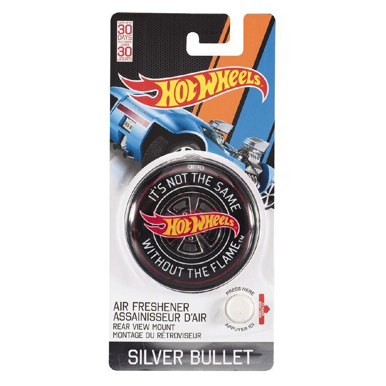 Hot Wheels 3D Silver Bullet, , hi-res