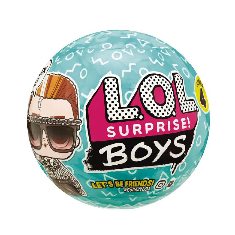 LOL Surprise Boys Series 4, , hi-res