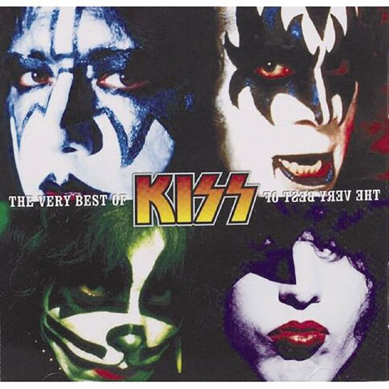 The Very Best of CD by Kiss 1Disc, , hi-res