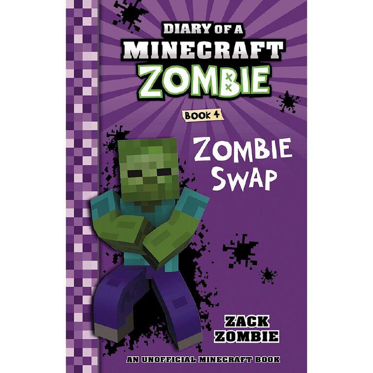 Minecraft Zombie #4 Zombie Swap by Zack Zombie, , hi-res