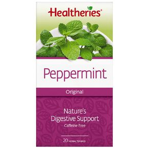 Healtheries Peppermint 20s Tea
