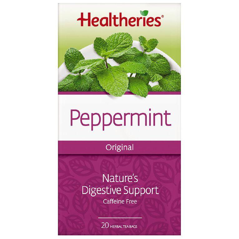 Healtheries Peppermint 20s Tea, , hi-res