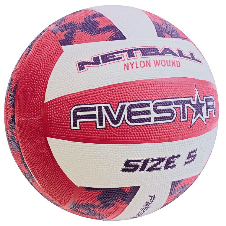 Fivestar Netball Size 5, , hi-res