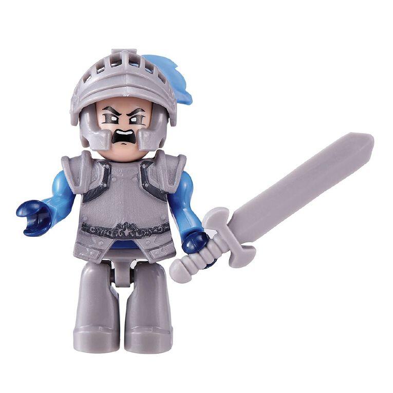 Zuru Max Build More Construction Figure Pack 15 Pieces Assorted, , hi-res