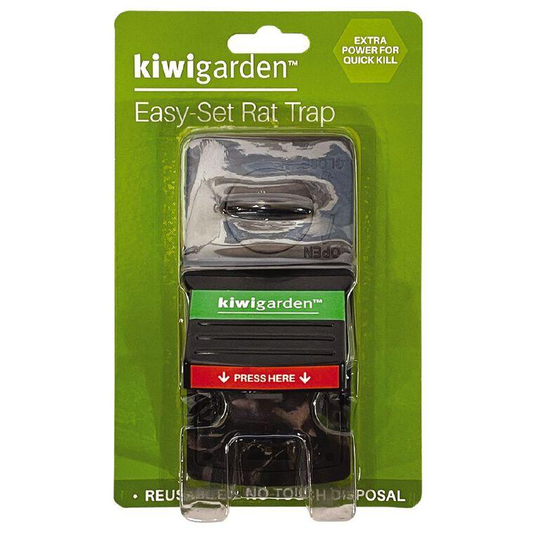 Kiwi Garden Plastic Rat Trap 1 Pack, , hi-res
