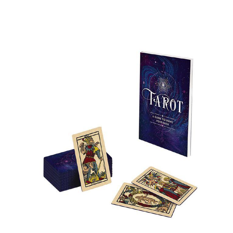 Tarot Book & Card Deck by Alice Ekrek, , hi-res
