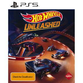 PS5 Hot Wheels: Unleashed