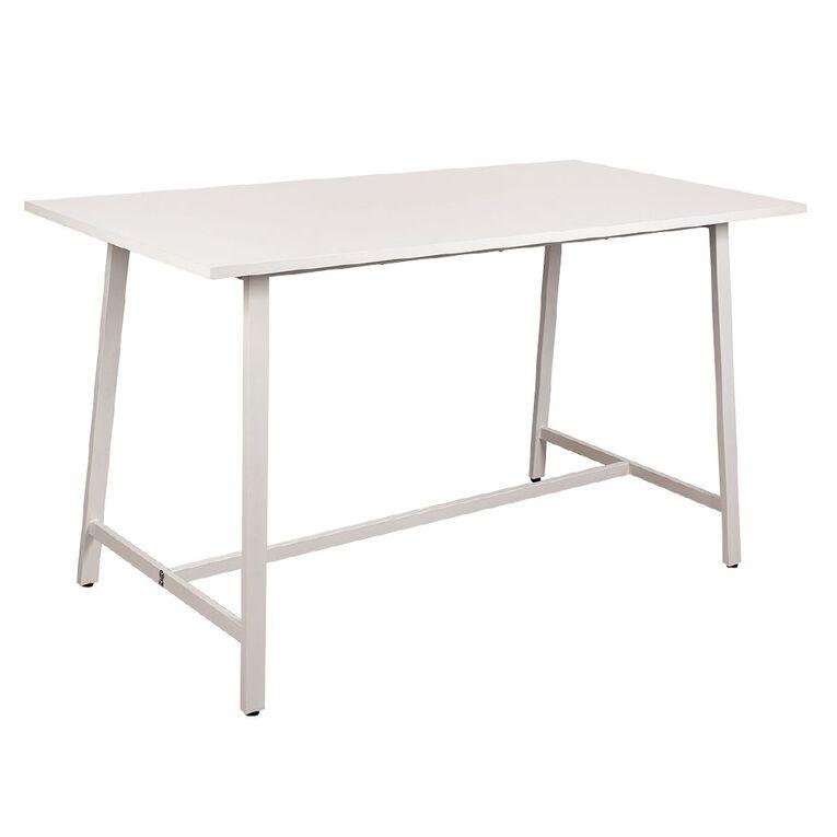 Workspace Studio Meeting Table White, , hi-res